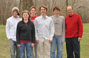 The Decorah Teddy Arctos used their knowledge of wildlife, aquatics, forestry, soils and biodiversity to capture the 2009 Iowa Envirothon title.