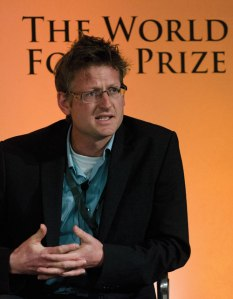 Mark Lynas, once a leading opponent of GMOs, now sees the technology as an essential tool for the environment and a growing world population.