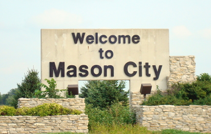 Welcome-To-Mason-City-West